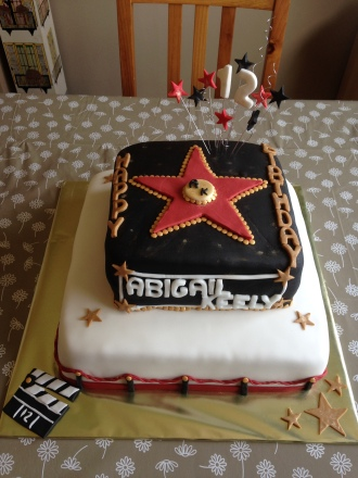 Hollywood Themed Birthday