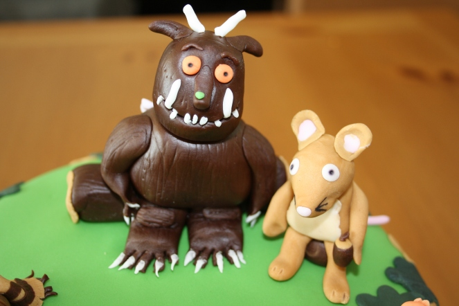 The Gruffalo And The Mouse