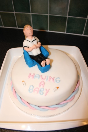 Physiotherapist Leaving Work To Have A Baby