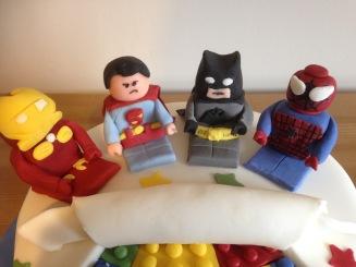 Lego Superhero's
