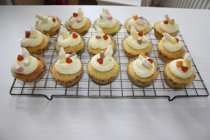 Sweetshop Cupcakes