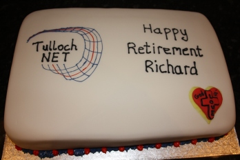 Retirement From Local Charity In Perth