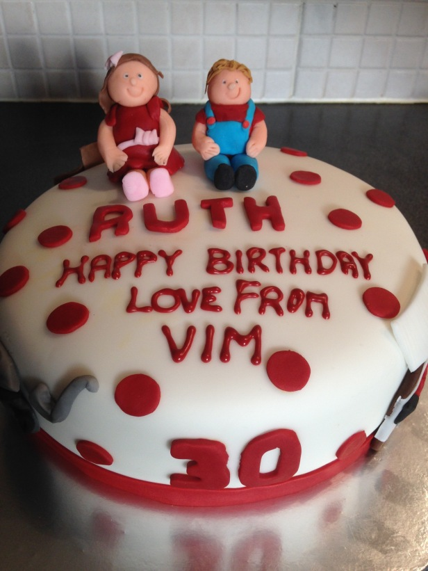 Personalised Toppers and Sugarcraft Children